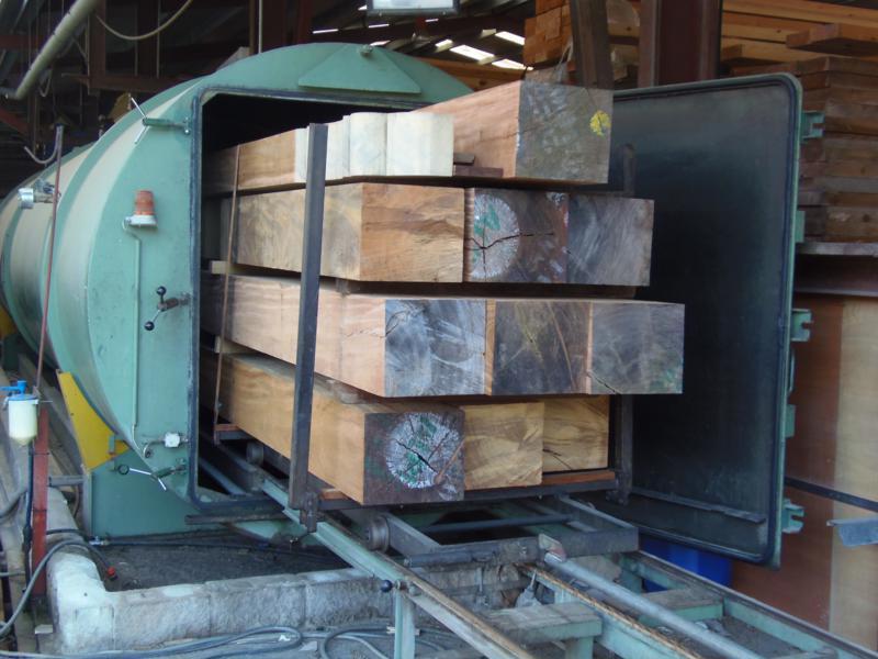 Maderas ngel su rez sl inicio servicios tratamiento - Tratamiento de madera para exterior ...