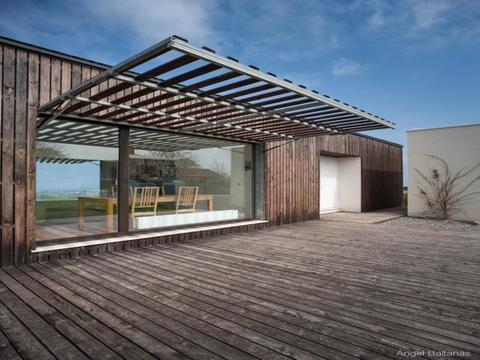 Maderas Angel Suarez - Premio Asturias de Arquitectura 2014 - Jorge Palomo - Maderas Ángel Suárez
